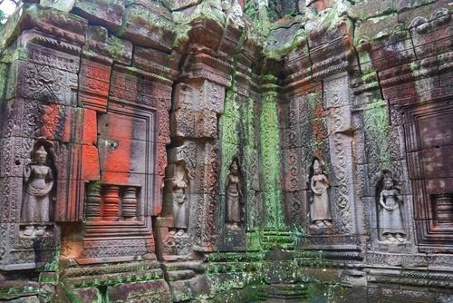 Adventure Honeymoons - Angkor Wat Ruins, Cambodia