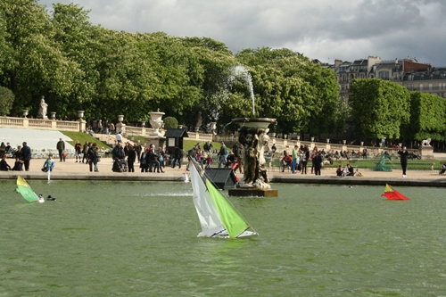 Top Five Romantic Things You Can Do In Paris - The Luxemburg Gardens