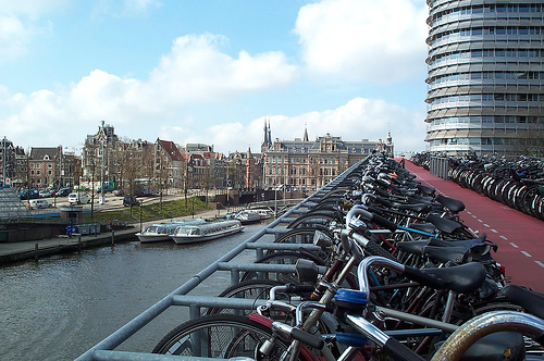 Top 5 Romantic Getaways in Europe - Amsterdam