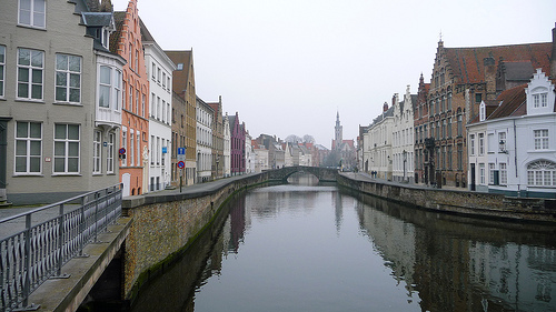 Top 5 Romantic Getaways in Europe - Bruges