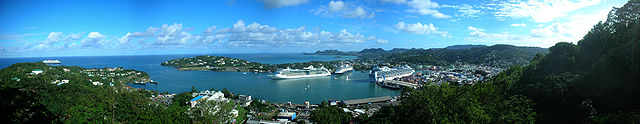 Romantic Getaway Vacation in the Caribbean - St. Lucia