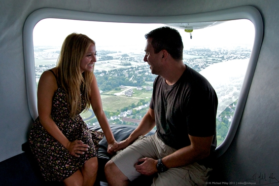 Adventurous Holiday Destinations for Couples - Airship Adventure
