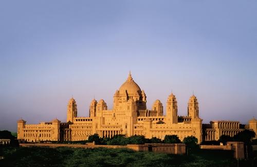 Honeymoon Destinations in India - Umaid Bhawan