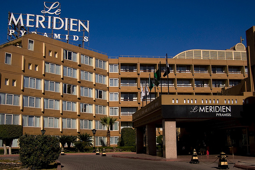 Egypt Tours -Cairo's 3 Best Luxury Hotels for Honeymooning in Egypt2 -Le Meridien Pyramids
