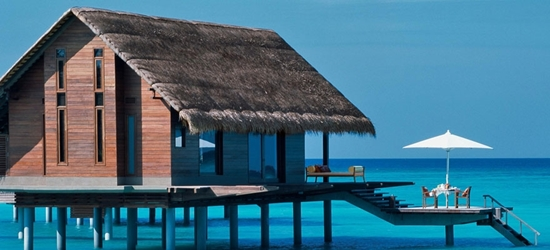 5 Luxury Hotel Resorts for a Romantic Getaway 2 - One & Only, Maldives