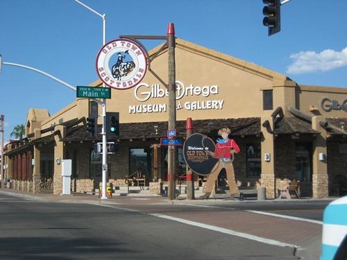Things to do in Scottsdale, Arizona 2 - Old Town Scottsdale