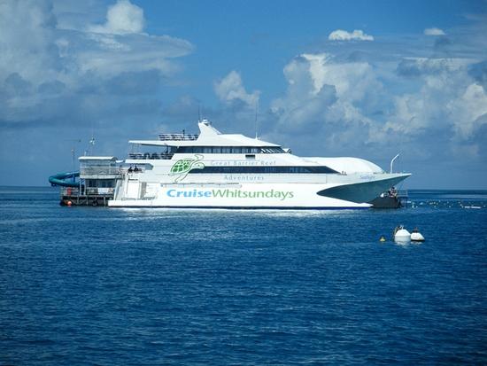 Cruising the Whitsundays Australia 2