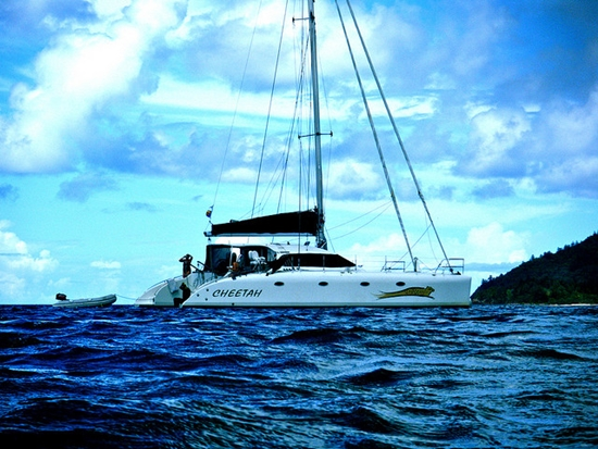 Cruising the Whitsundays Australia 3