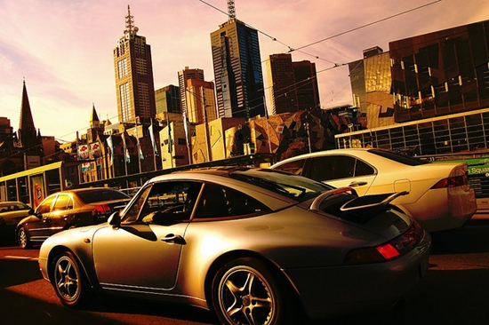 Driving Through Melbourne with Your Better Half 2